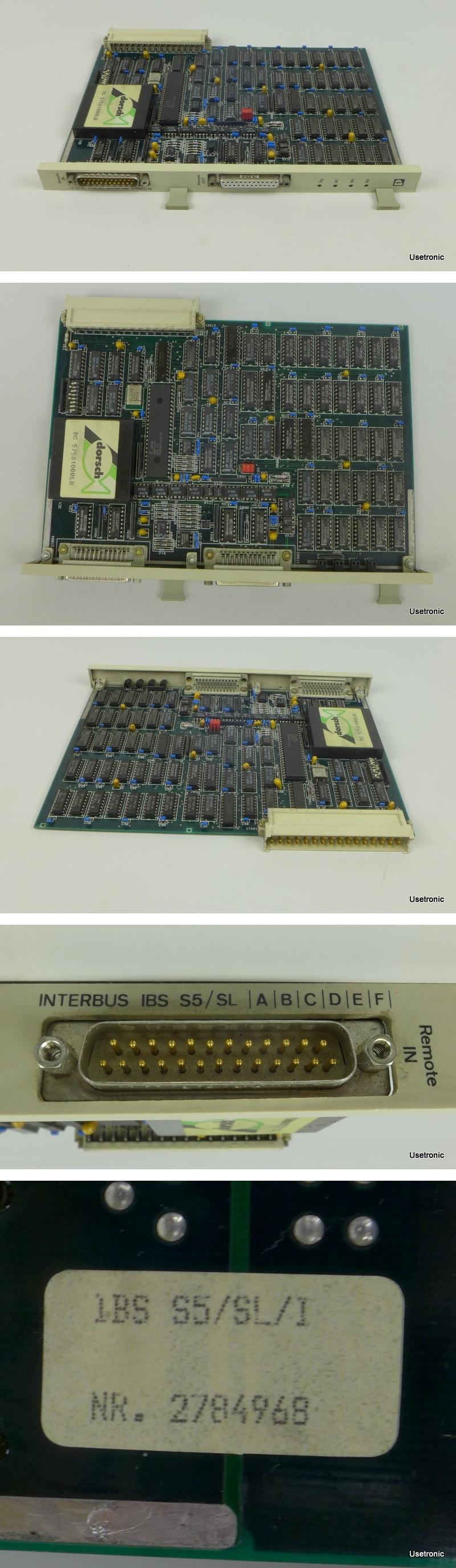 Phoenix IBS S5/SL