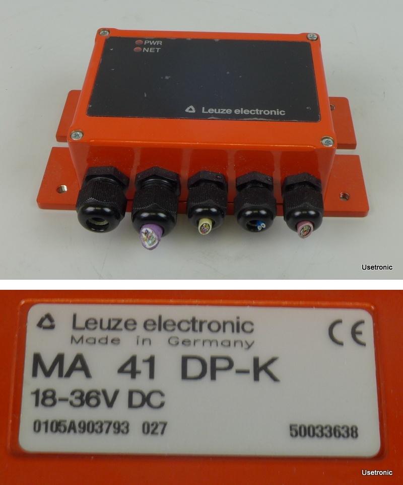 Leuze MA 41 DP-K MA41DP-K 50033638
