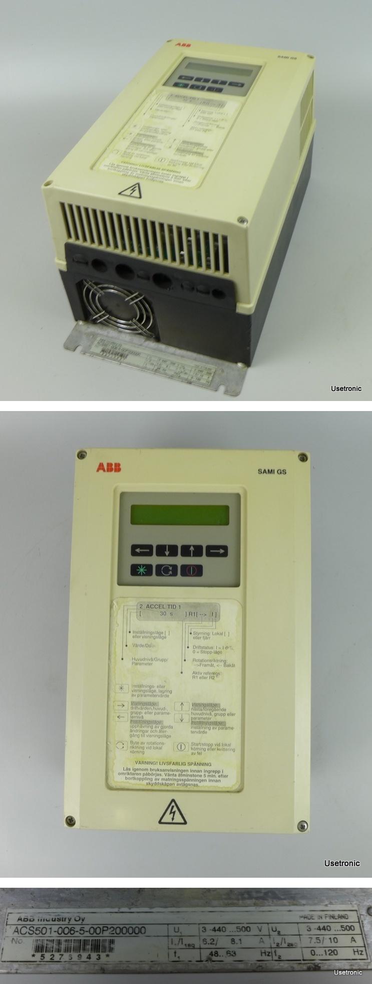 ABB ACS501-006-5-00
