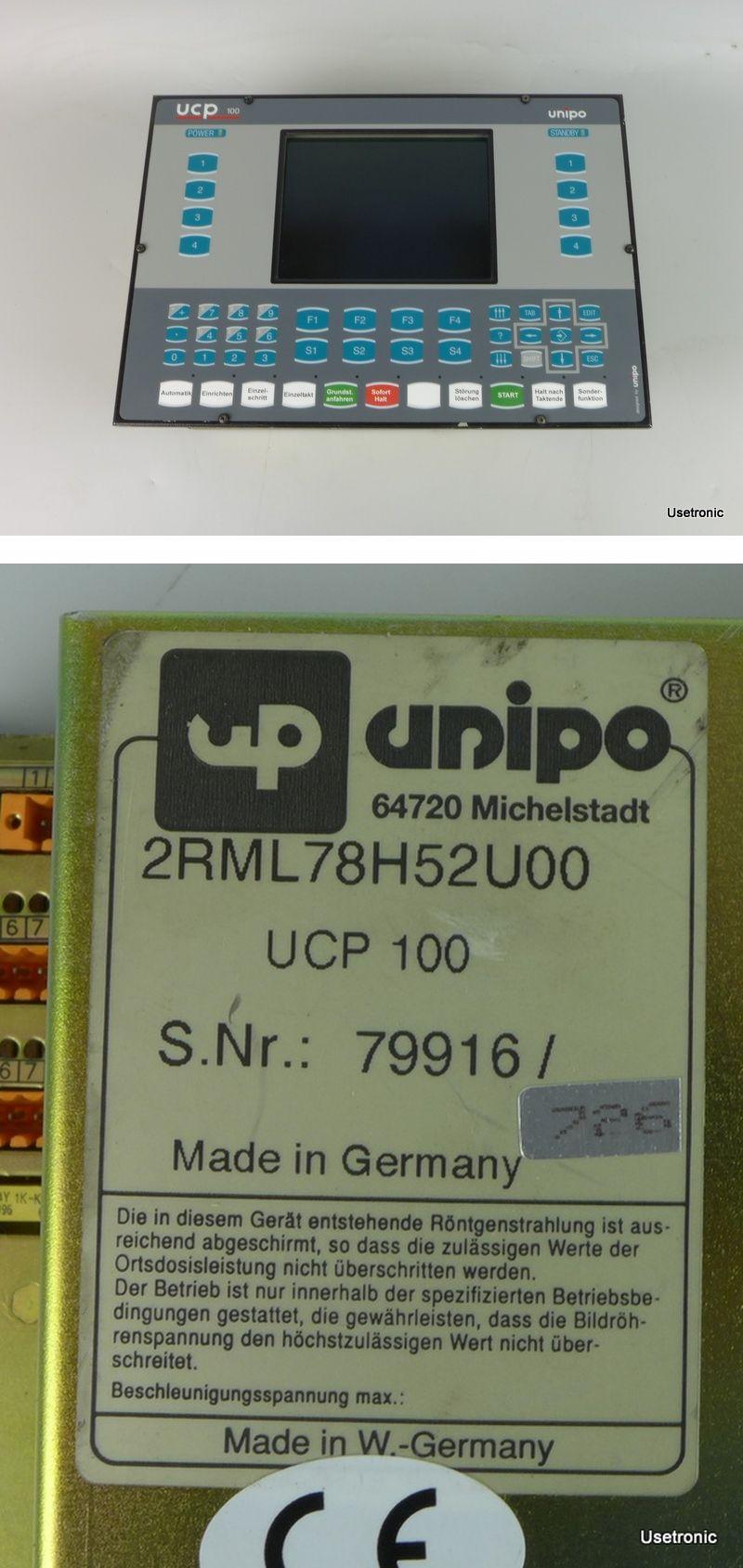 Unipo Panel UCP100