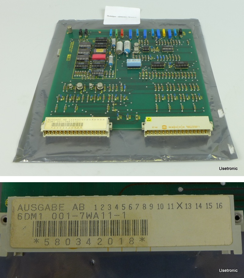 Siemens Simoreg 6DM1001-7WA11-1