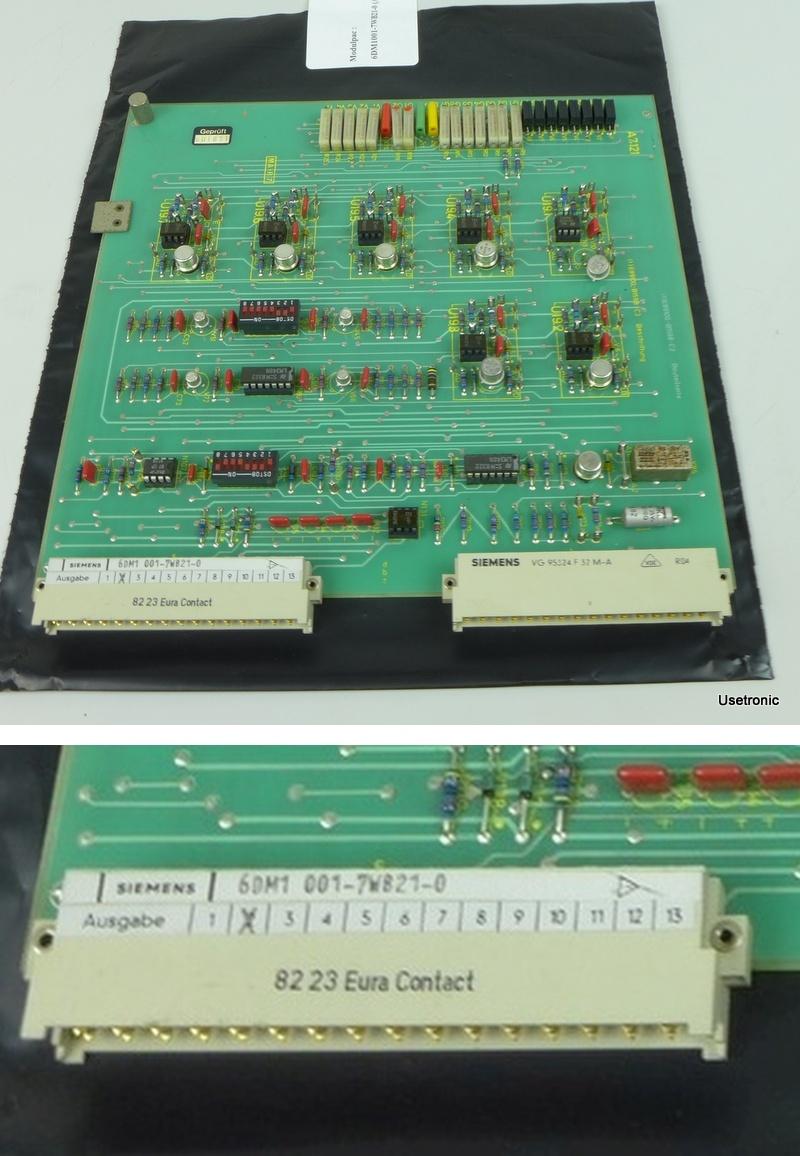Siemens Simoreg 6DM1001-7WB21-0