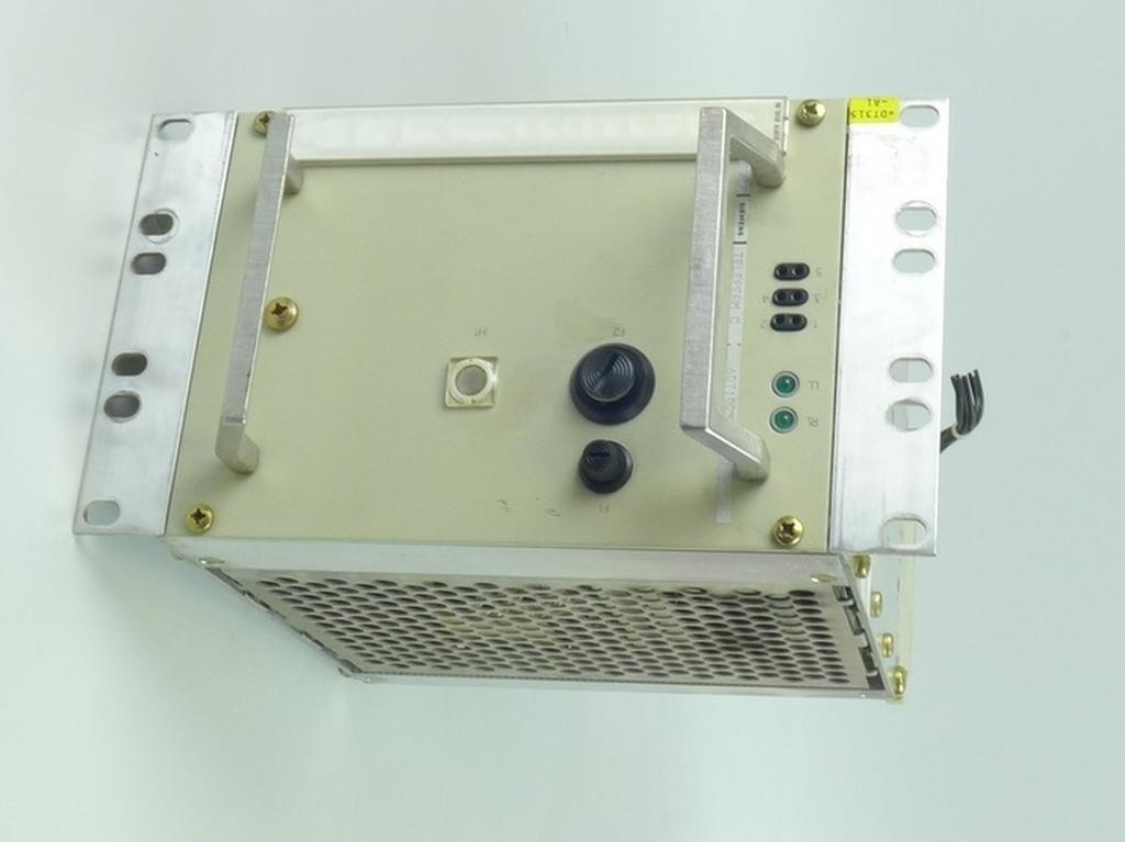 .HA989 Thyristorsteller Siemens Teleperm C 6DT1025-0AC00 1,1KW 380V