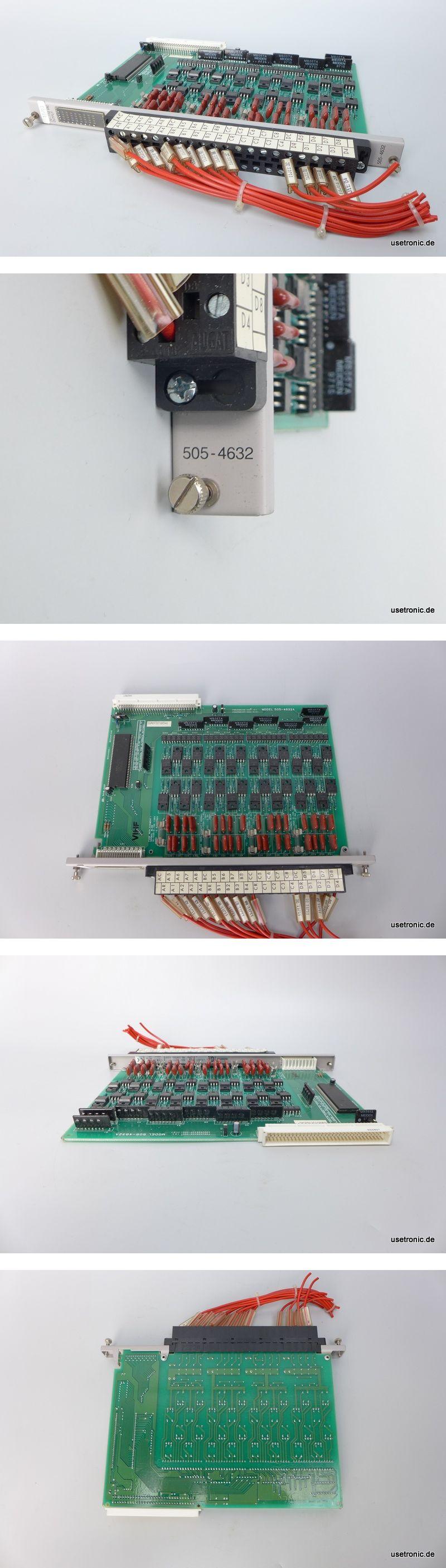 Siemens Texas Instruments 24-110 VAC Output 505-4632