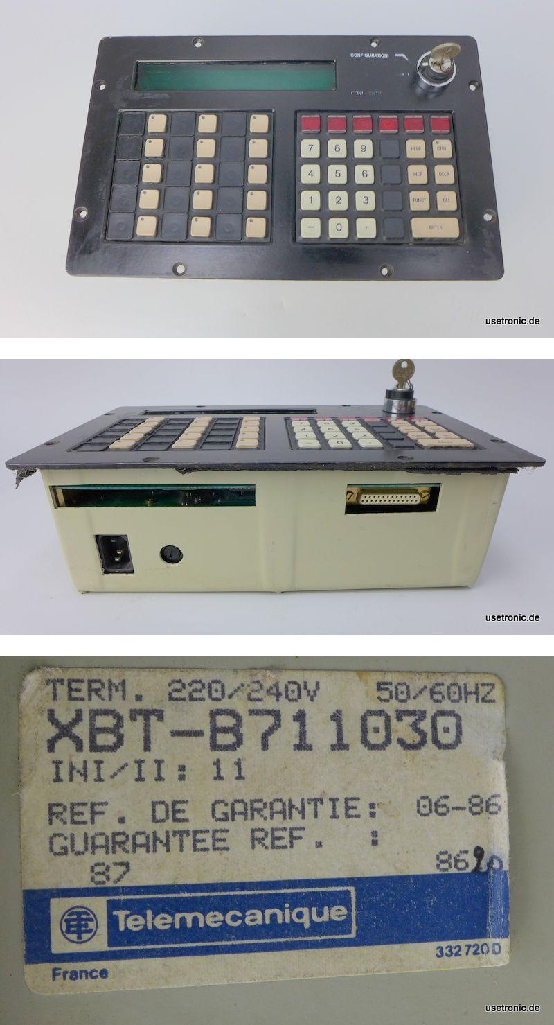 Telemecanique  XBT-B711030
