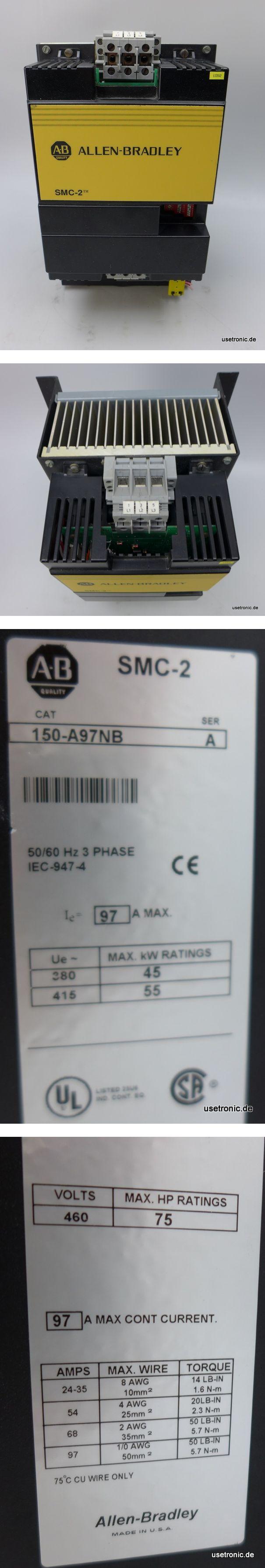 Allen Bradley SMC-2 150-A97NB
