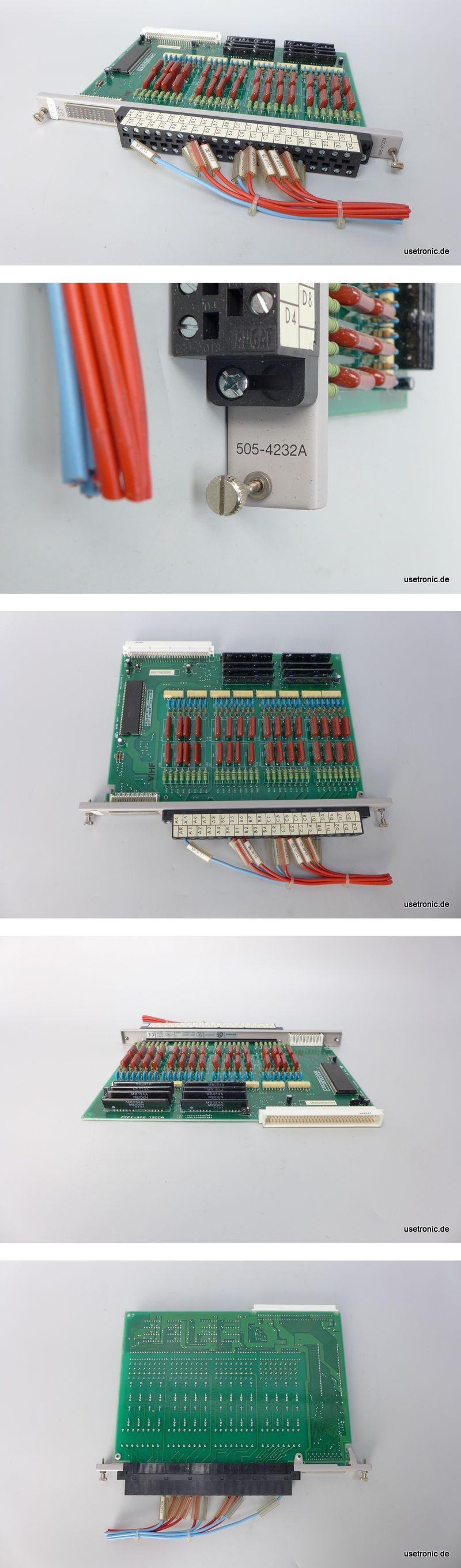 Siemens Texas Instruments 110 VAC Input 505-4232A