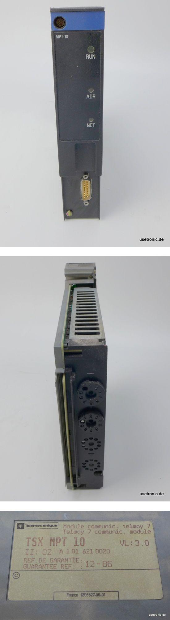 Telemecanique TSX-MPT10 Telway 7 Communic VL:3.0