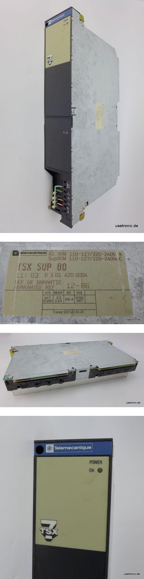 Telemecanique TSX-SUP80