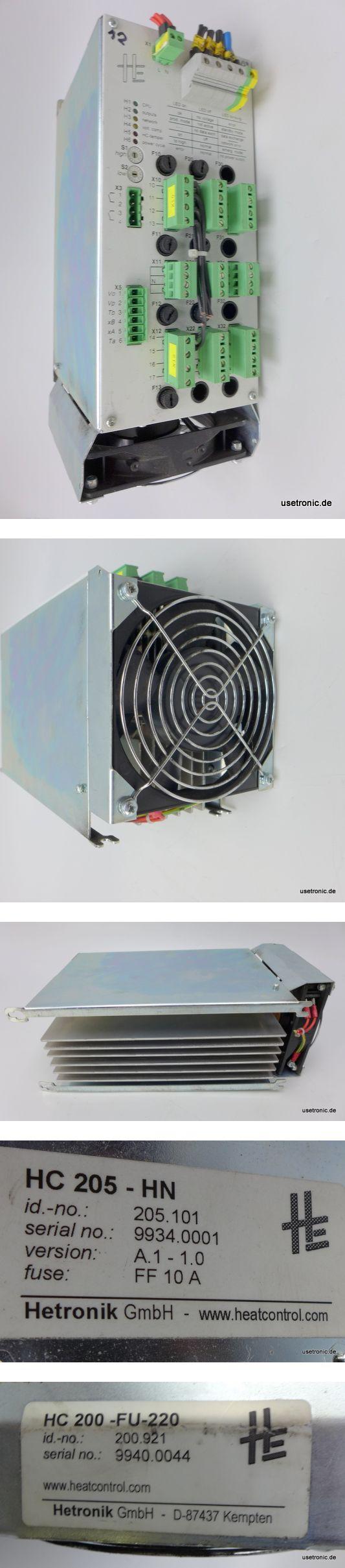 Hetronik HC-205-HN
