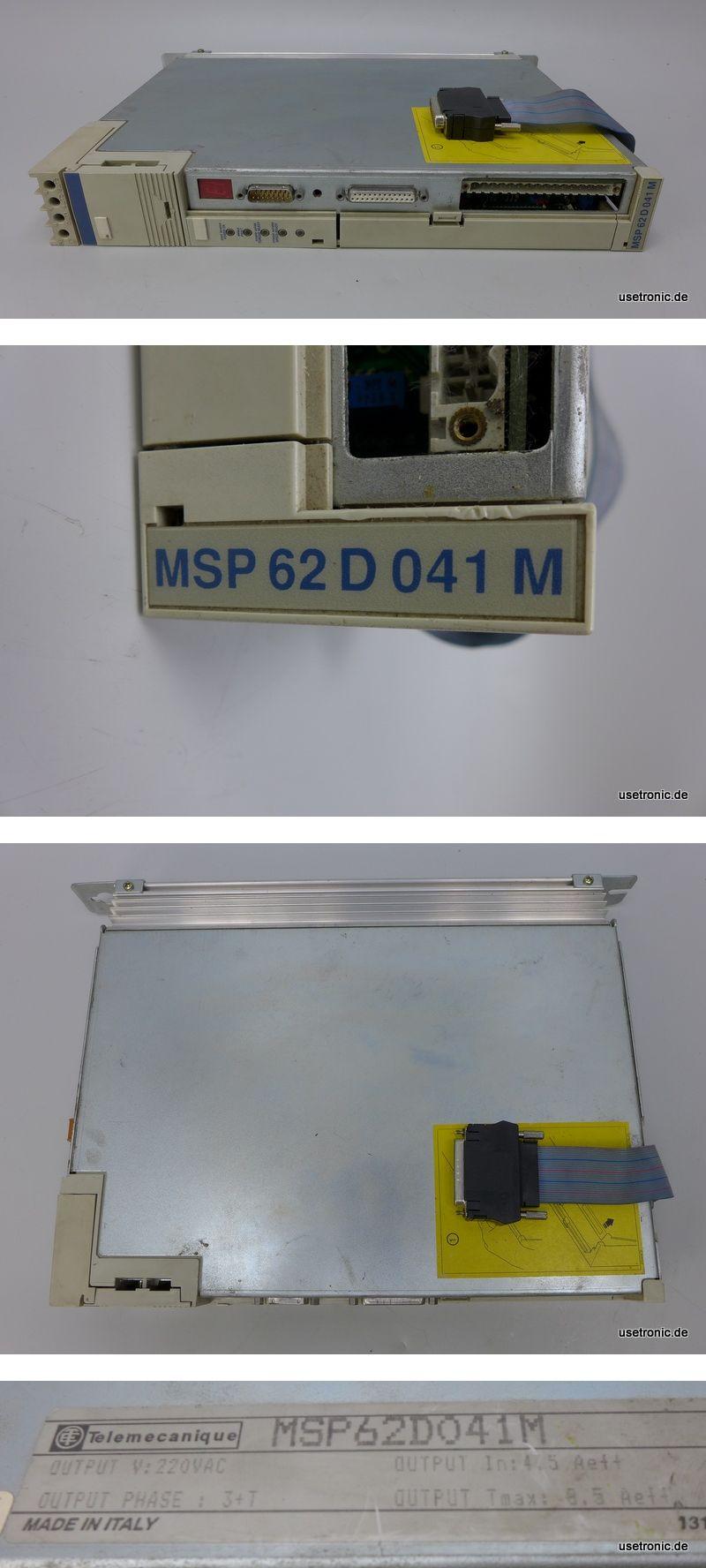 Telemecanique MSP62D041M