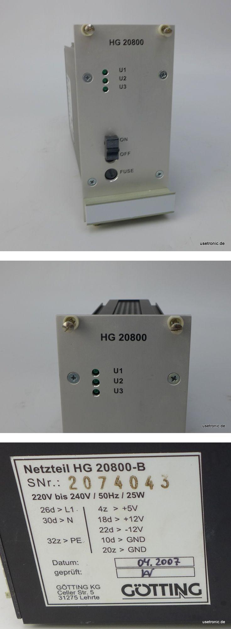 Eisenmann Steuerung HG 20800-B