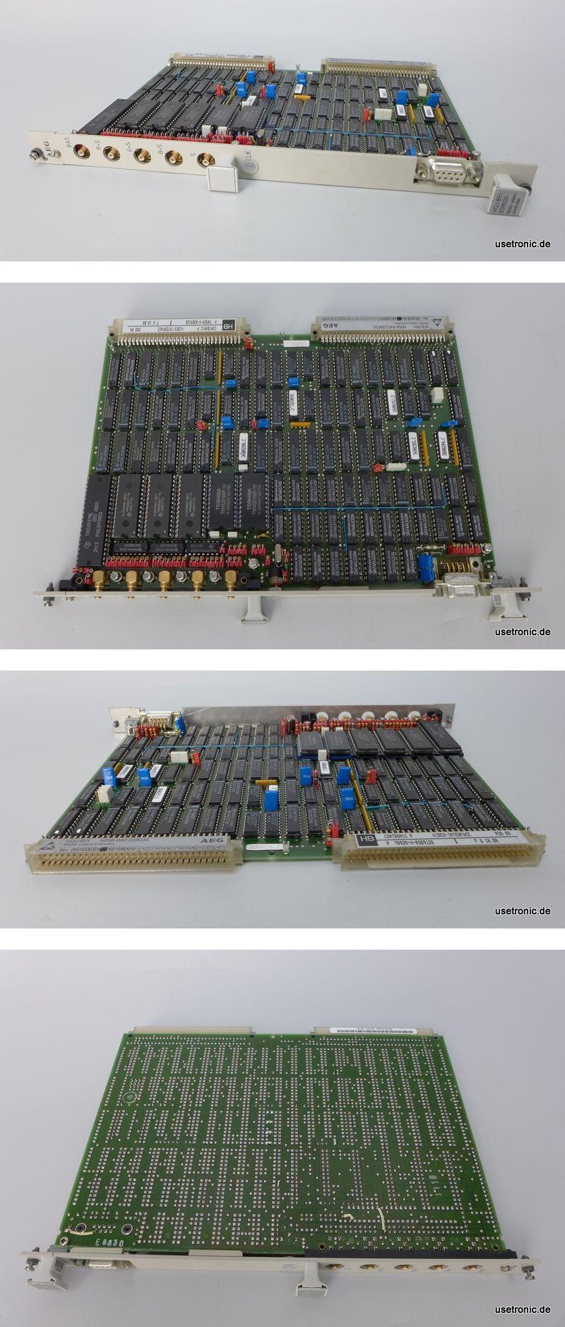 AEG SPS Modul VCU 851 6058-042.239035