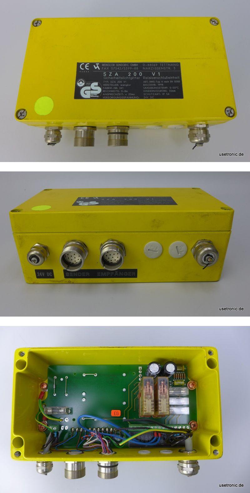 Wenglor Sensoric SZA 200 V1