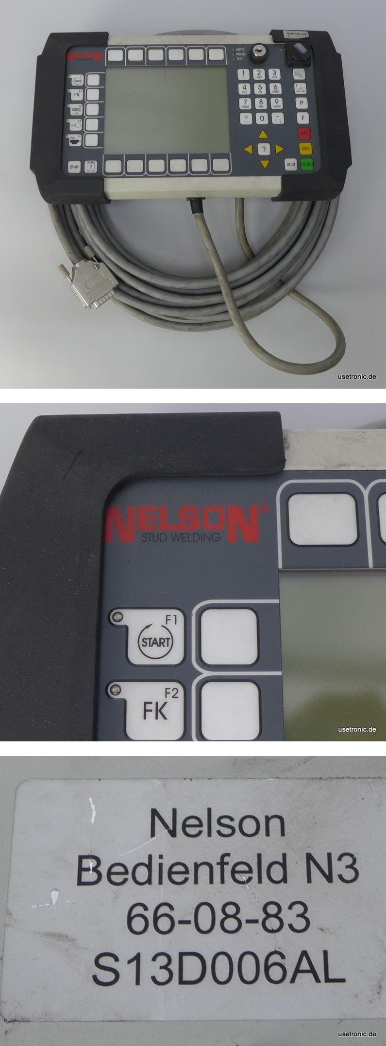 NELSON Bedienfeld 66-08-83 S13D006AL