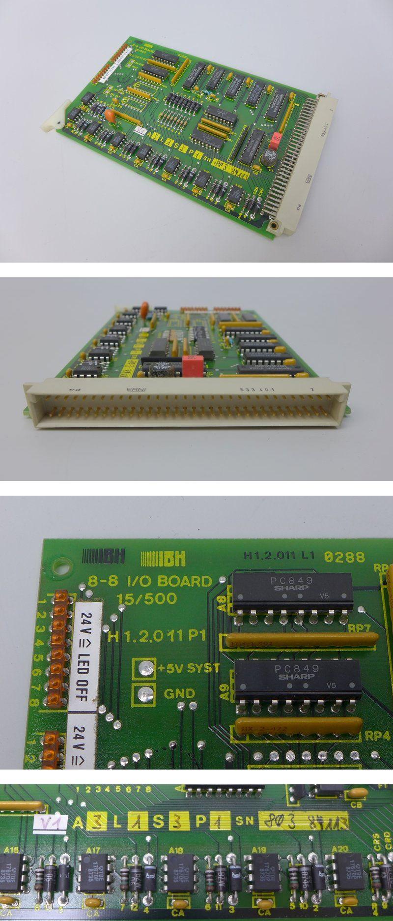IBH H1.2.011 L1 8-8I/O Board 15/500