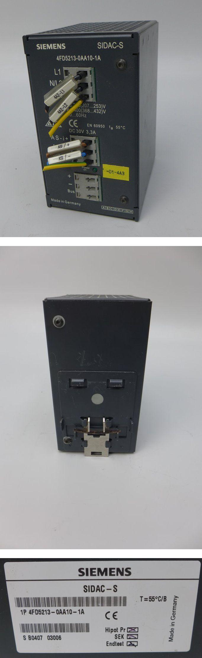 Siemens Sidac-S 4FD5213-0AA10-1A