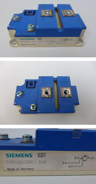 Thyristor Siemens BSM300GA120DN11