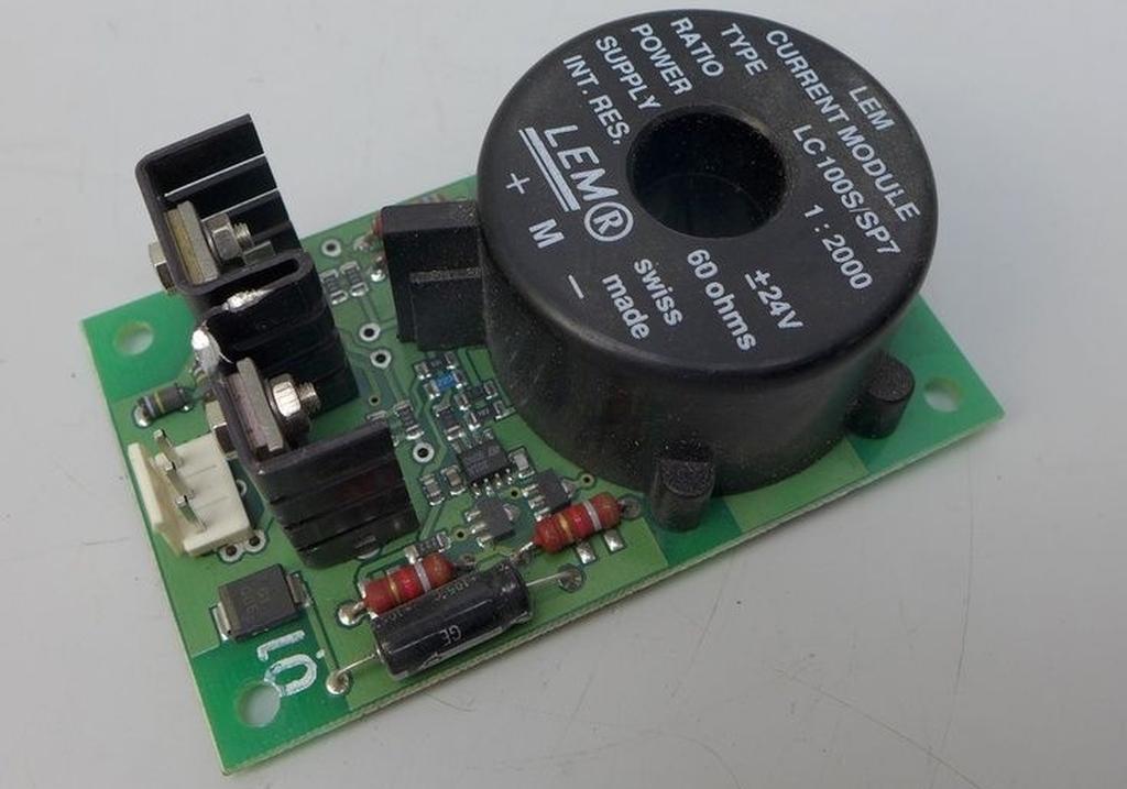 .M690 ABB LEM LC1000-S//SP6 1:5000 Current Module