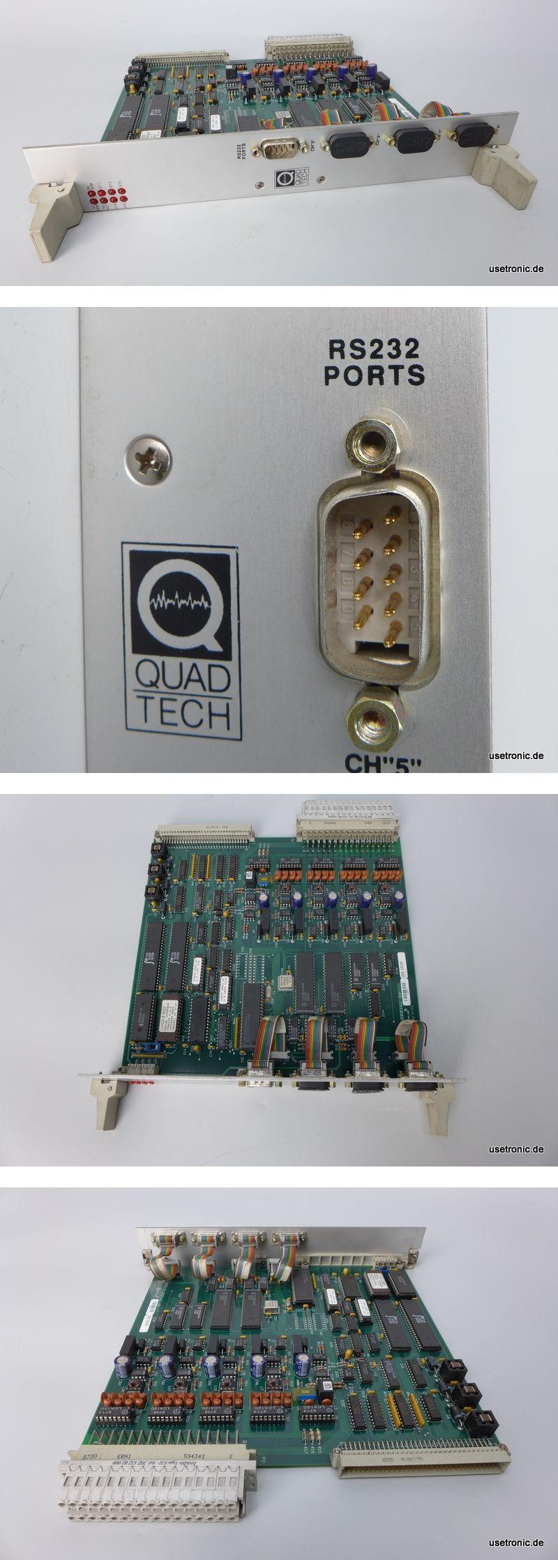 RS232 Ports RGS-V Serial BD  PB 044370