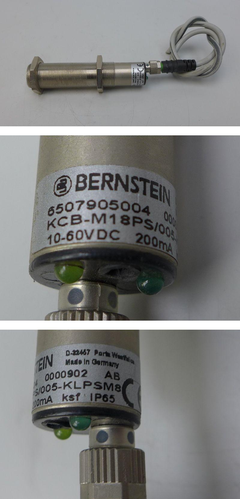 Bernstein KCB-M18PS/005-KLPSM8