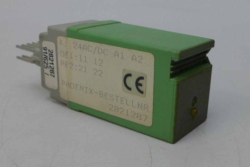 Pp3501 messumformer Phoenix Contact mcr-sl-s-1//5-i-dci-230 2814825