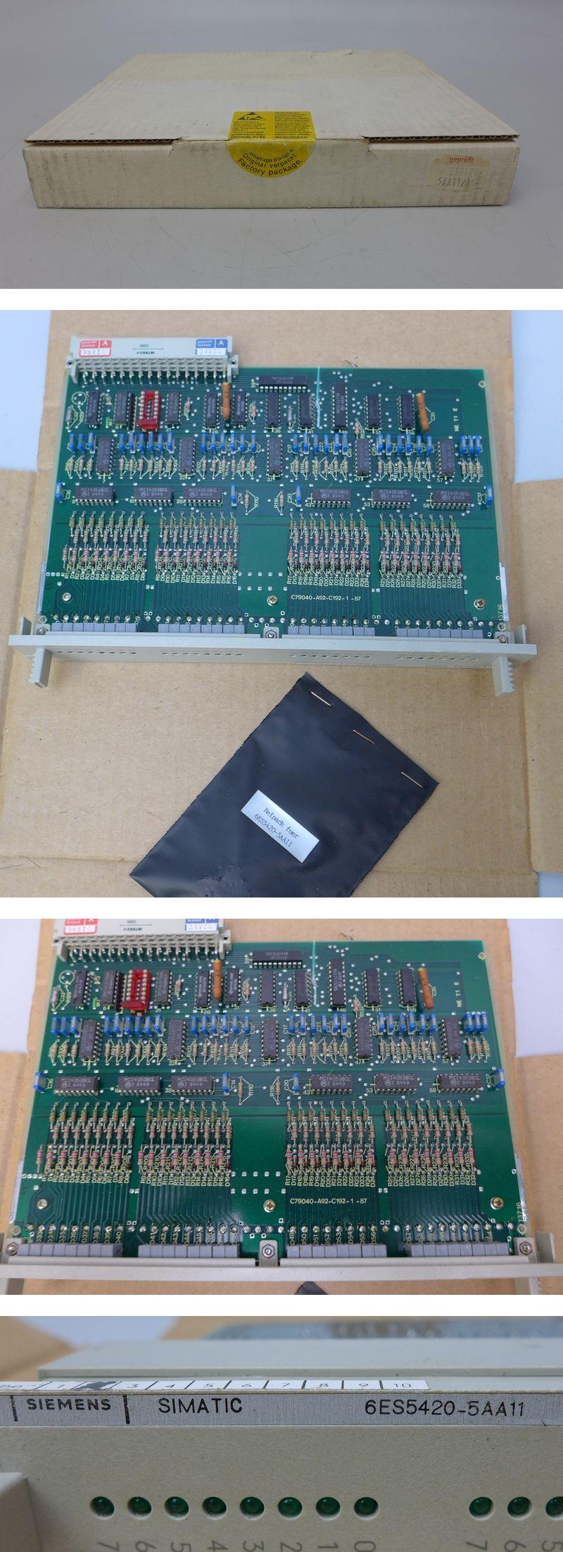 Siemens 6ES5 420-5AA11 6ES5420-5AA11