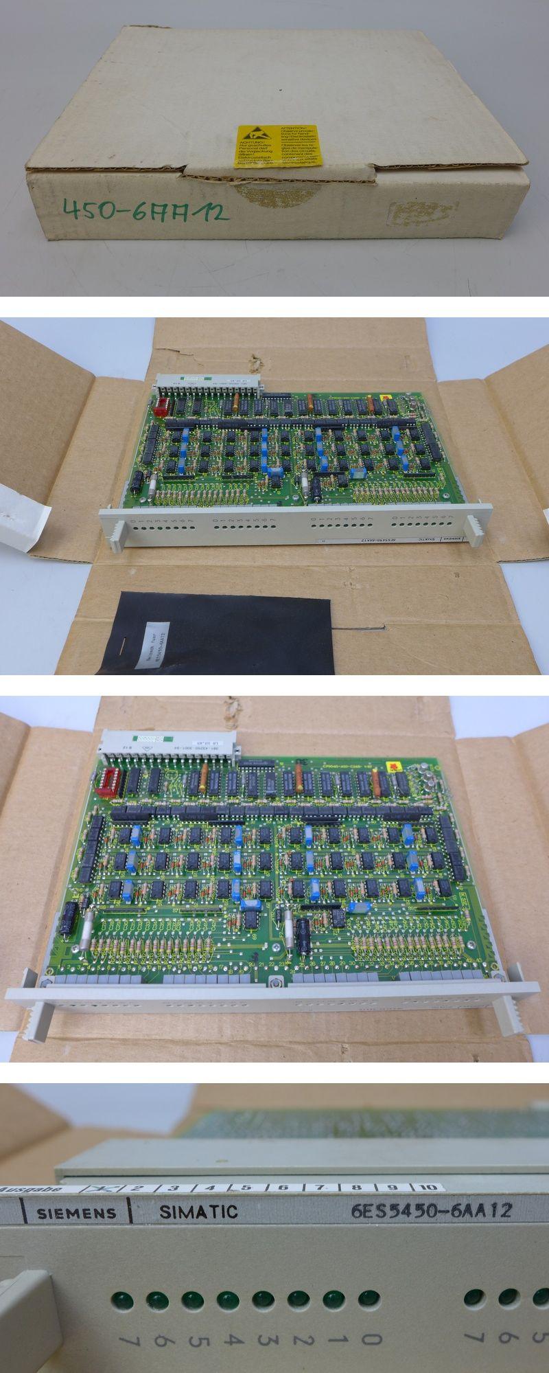 Siemens 6ES5 450-6AA12 6ES5450-6AA12