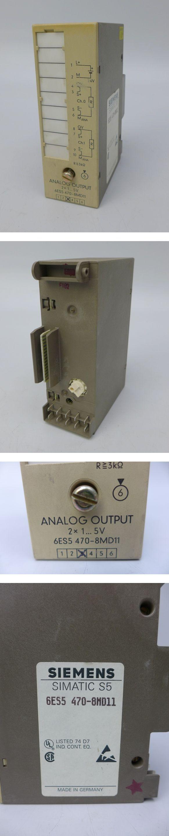 Siemens Simatic 6ES5 470-8MD11 6ES5470-8MD11