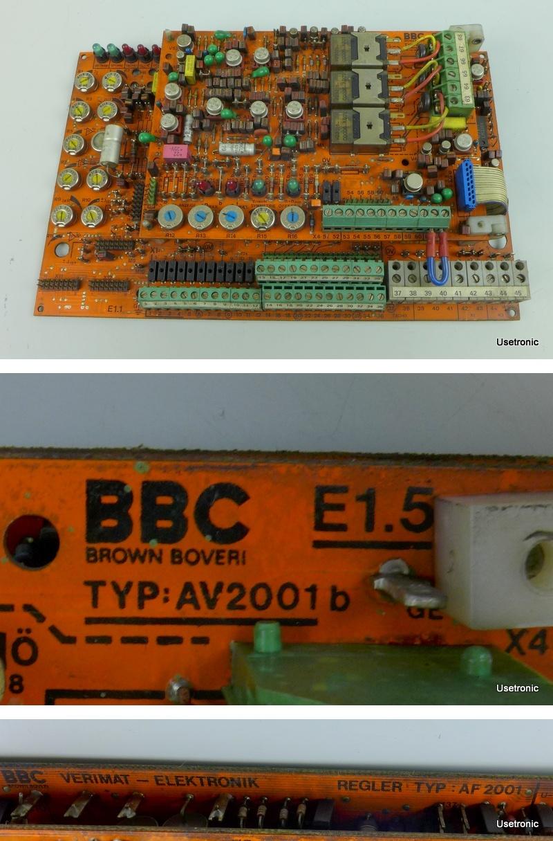 BBC AF2001 AV2001b