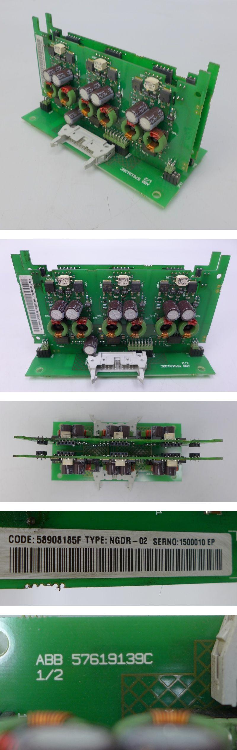 ABB 57619139C 2x NGDR-02