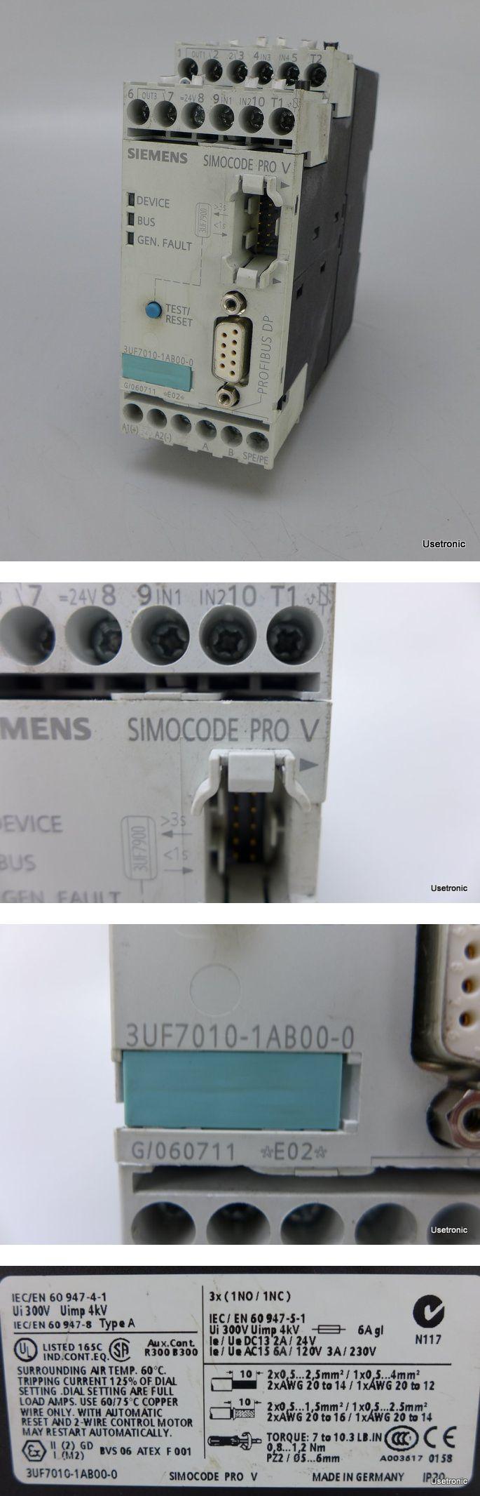 Siemens Simocode Pro V 3UF7010-1AB00-0