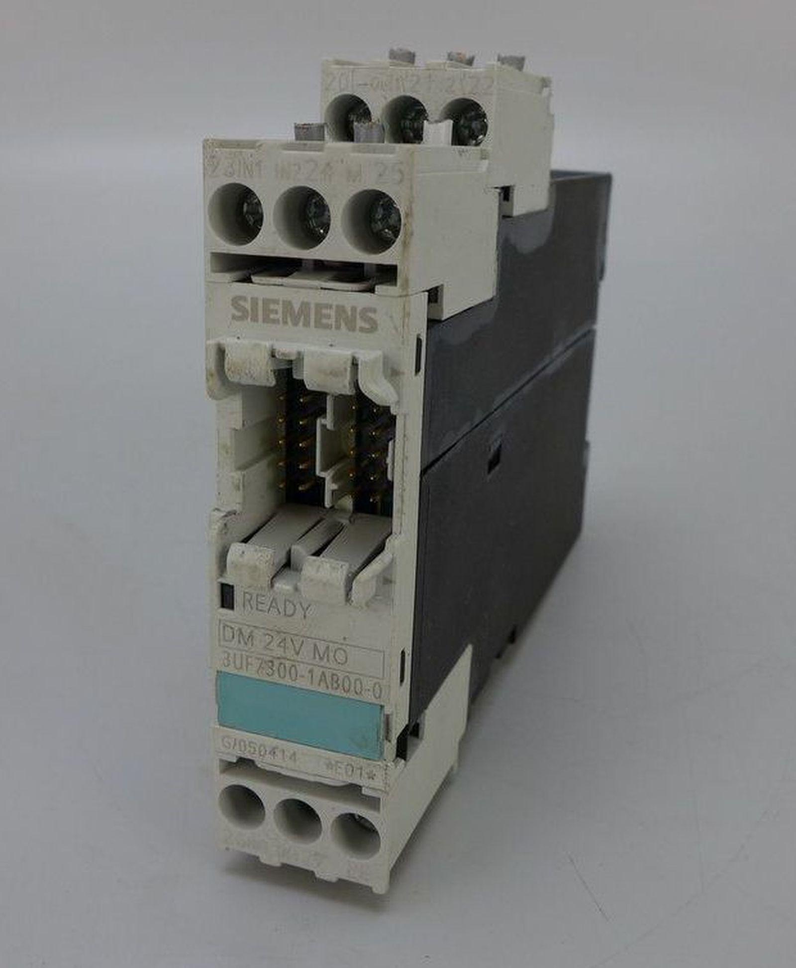 Automation, Antriebe & Motoren Business & Industrie Fein .mu54 Siemens Simadyn 6dd1681-0cd0 Se23
