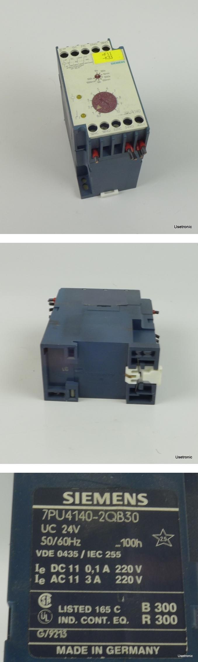 Siemens 7PU4140-2QB30