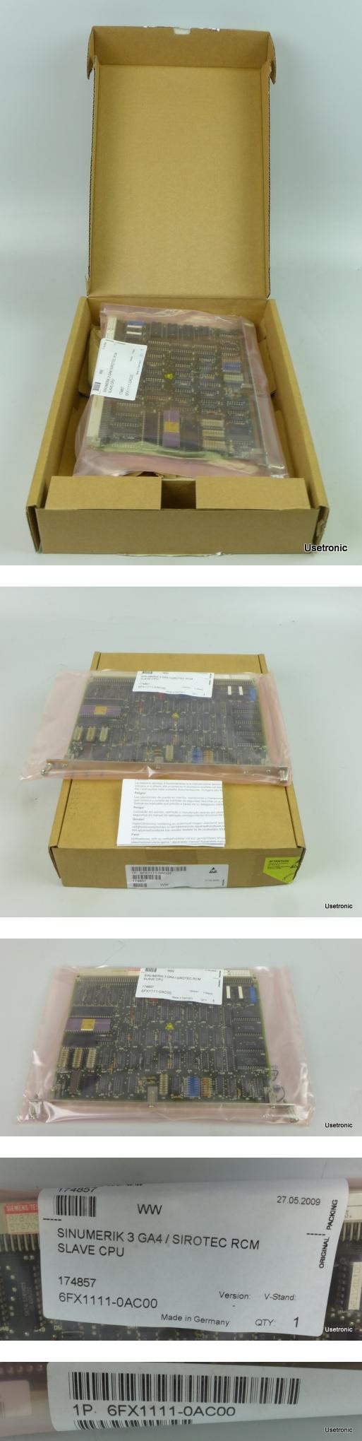 Siemens 6FX1111-0AC00