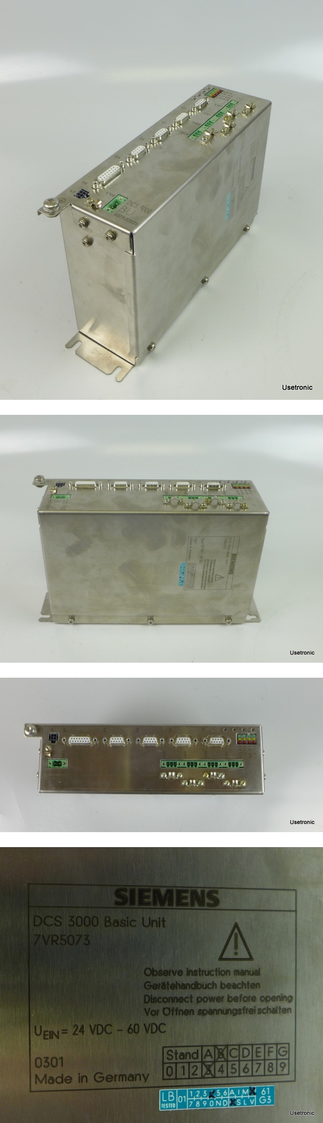 Siemens DCS 3000