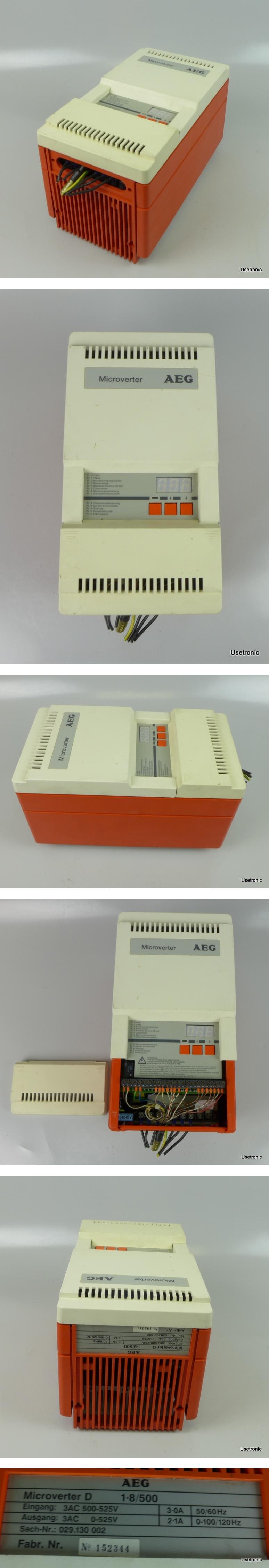 AEG Microverter D 1-8/500