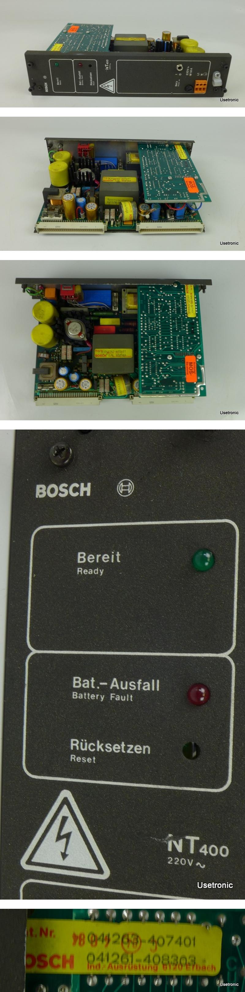 Bosch NT400