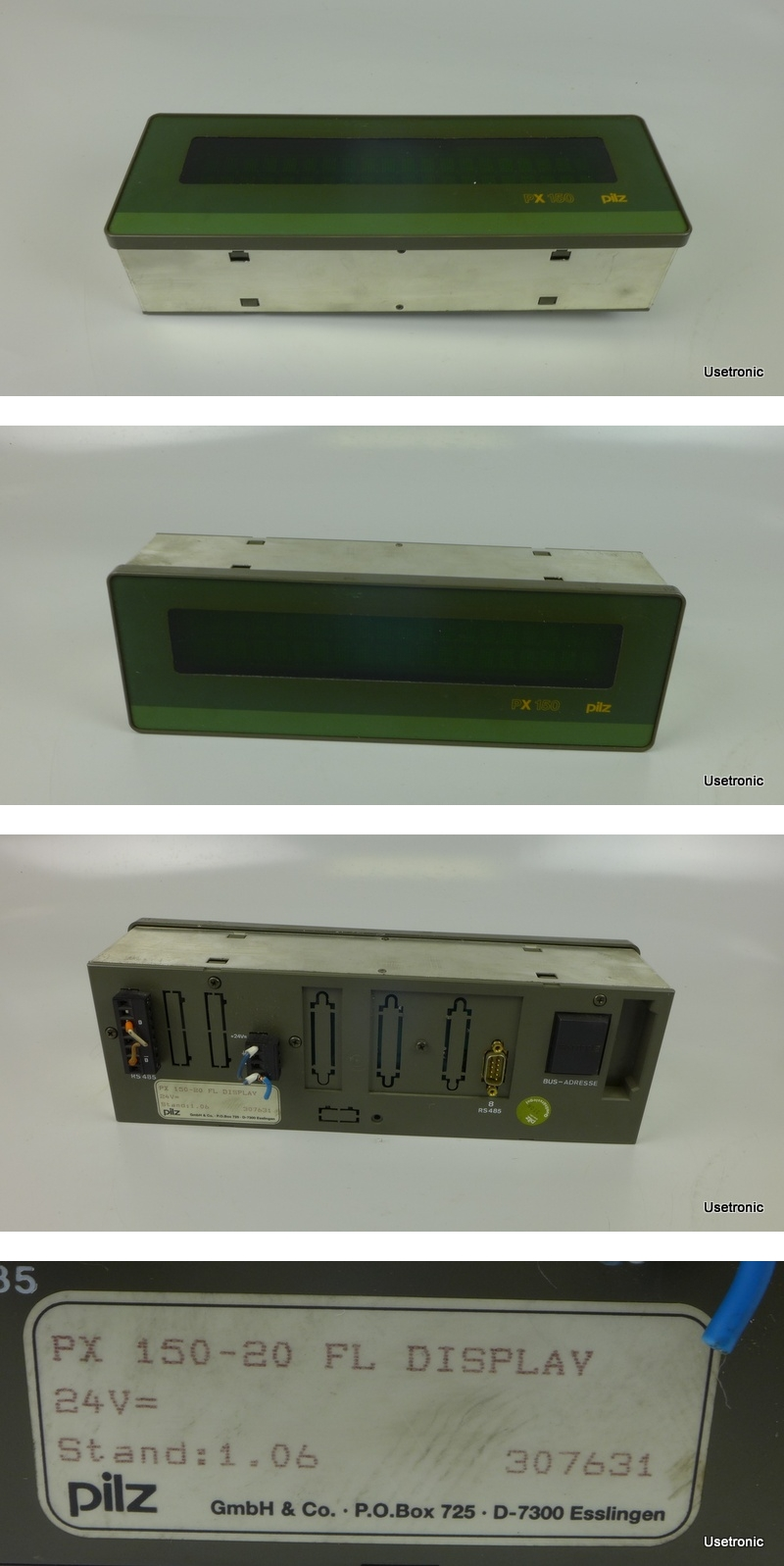 Pilz PX150-20