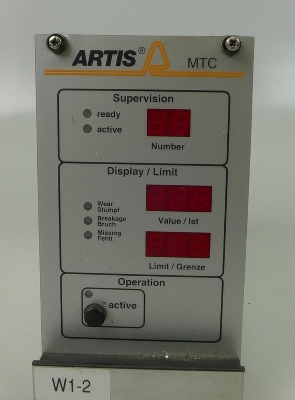 100% Wahr .ht731 Controller Artis Mtc-w1-2 Attraktives Aussehen