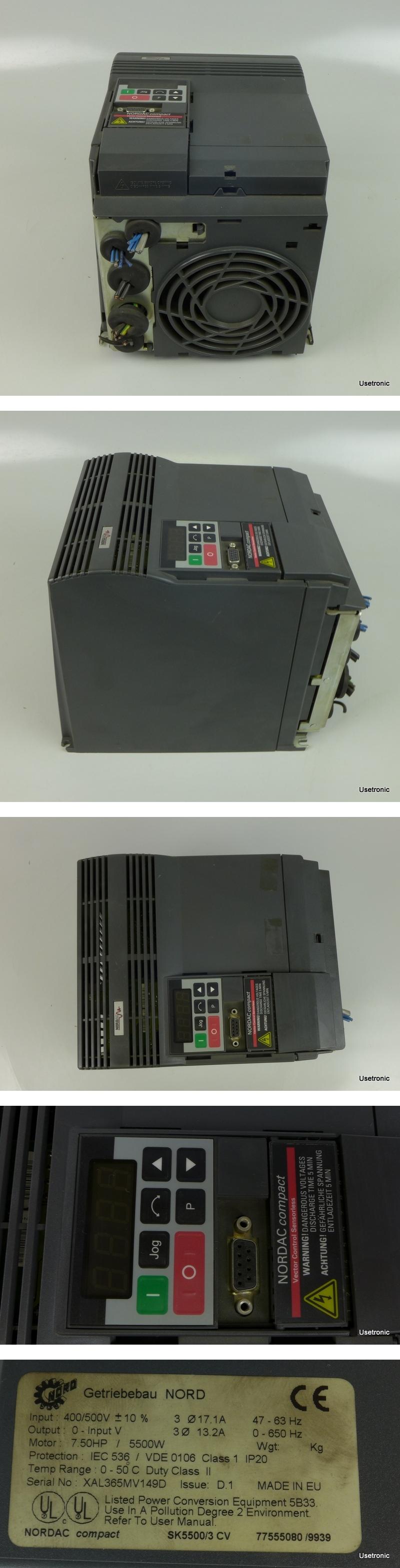 Nordac XAL365MV149D