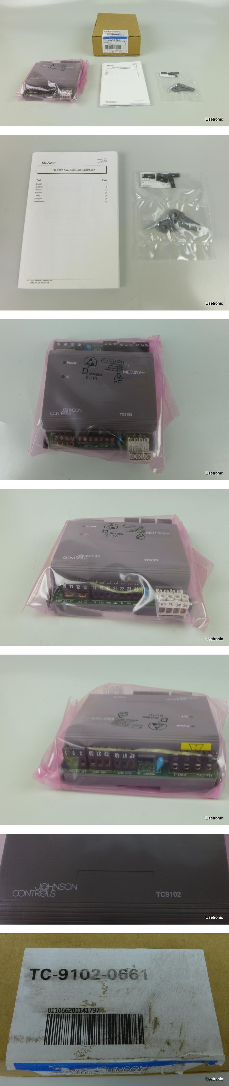 Johnson Controls Metasys TC9102