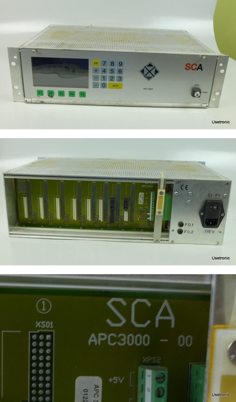 SCA APC 3000