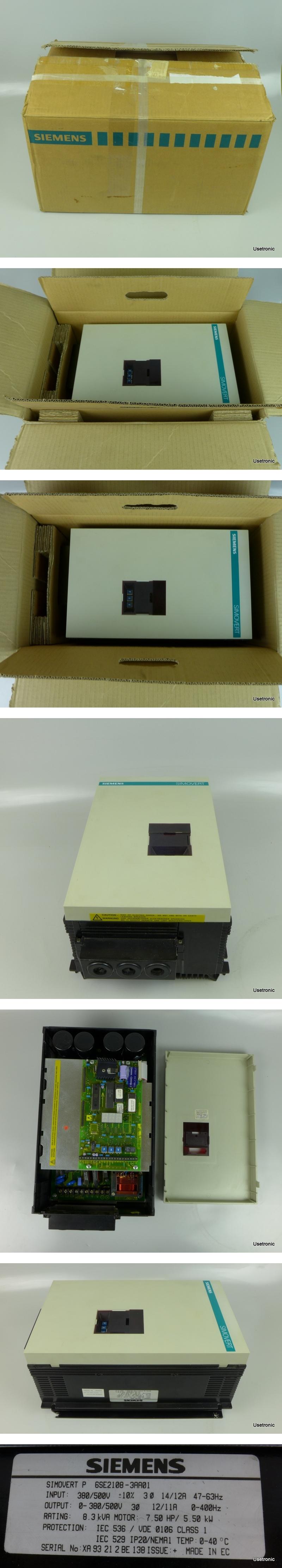 Siemens 6SE2108-3AA01