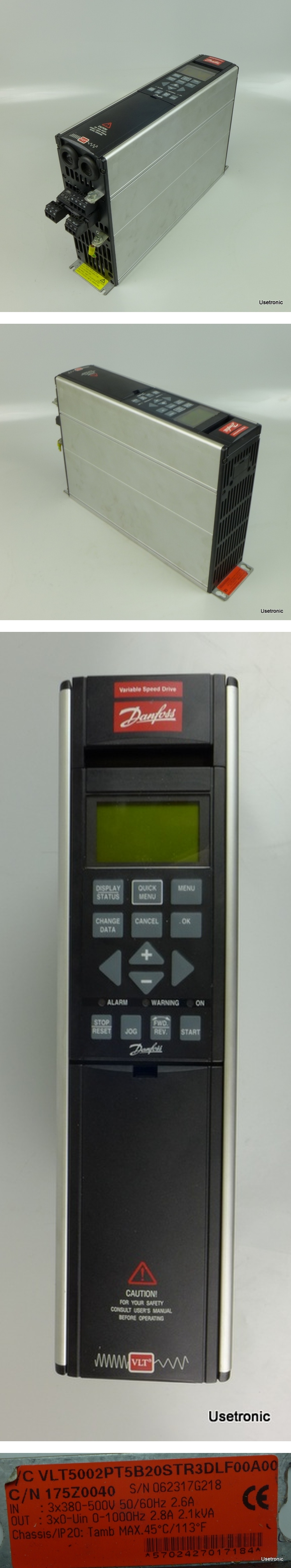 Danfoss VLT5002