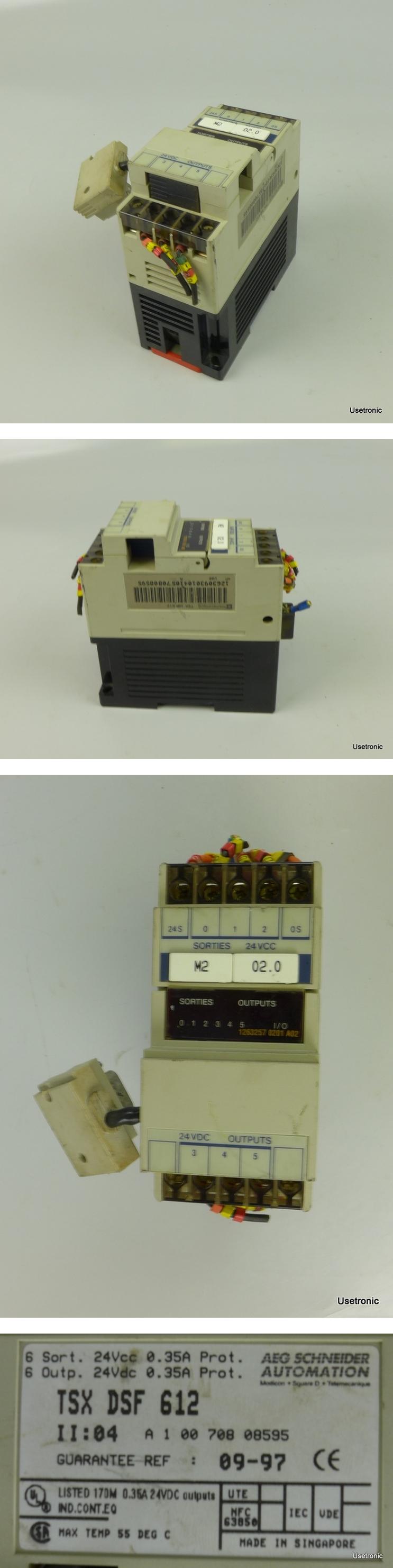 Telemecanique TSXDSF612