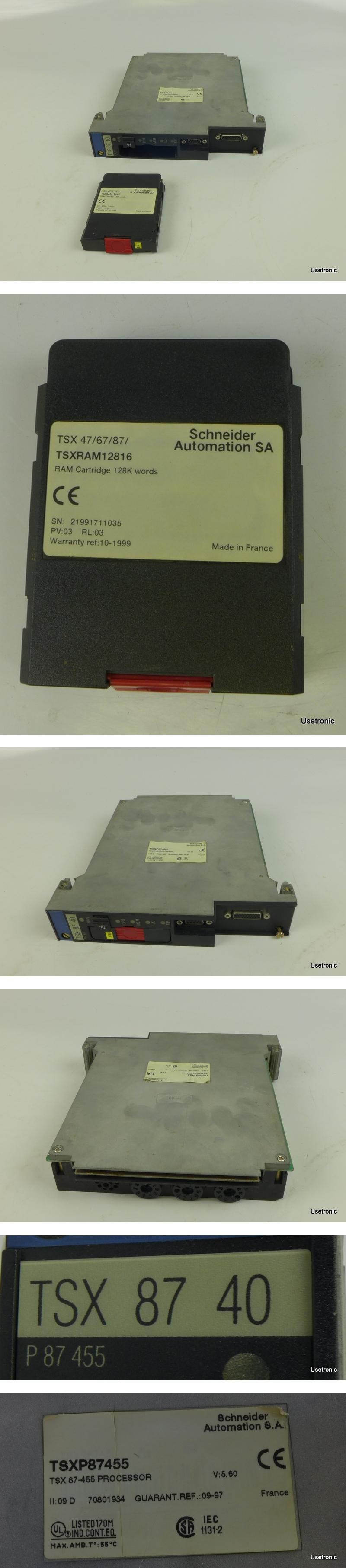 Telemecanique TSXP87455