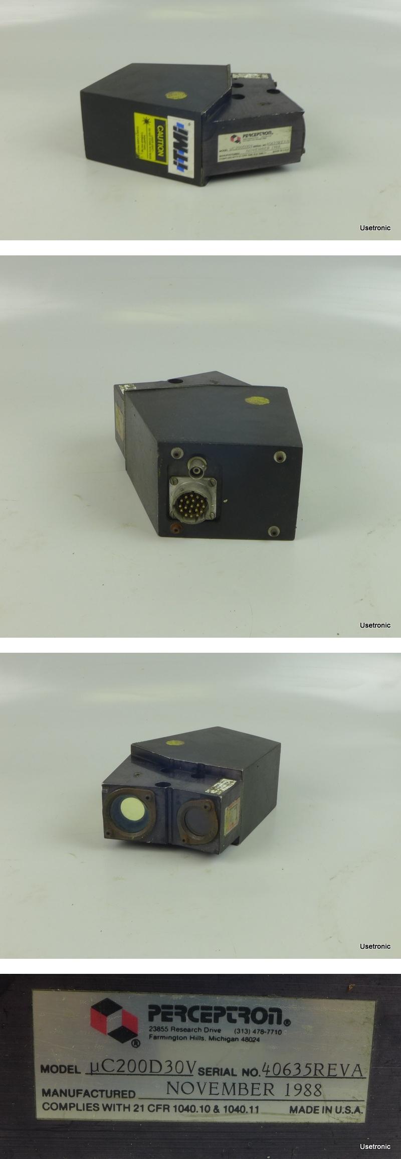 Perceptron µC200D30V