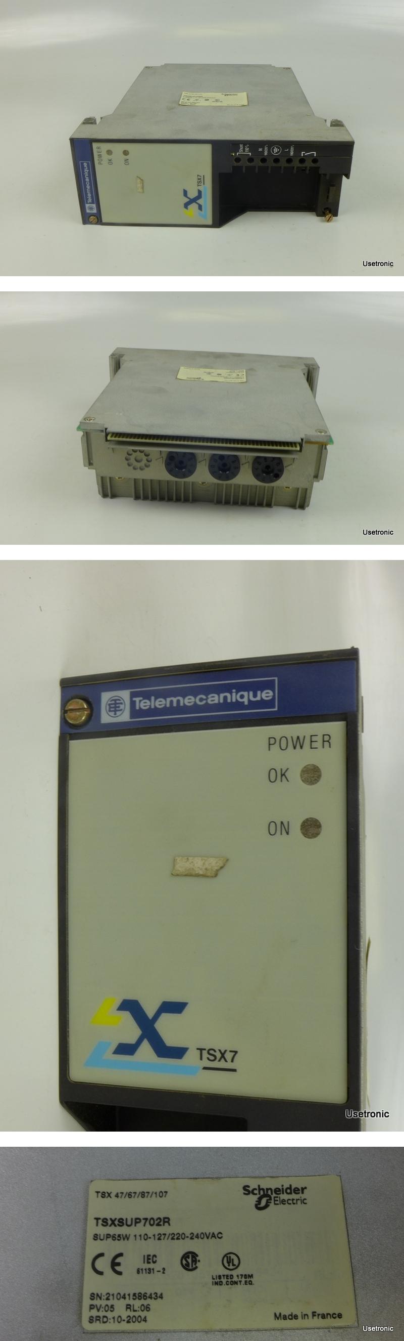 Telemecanique TSXSUP702