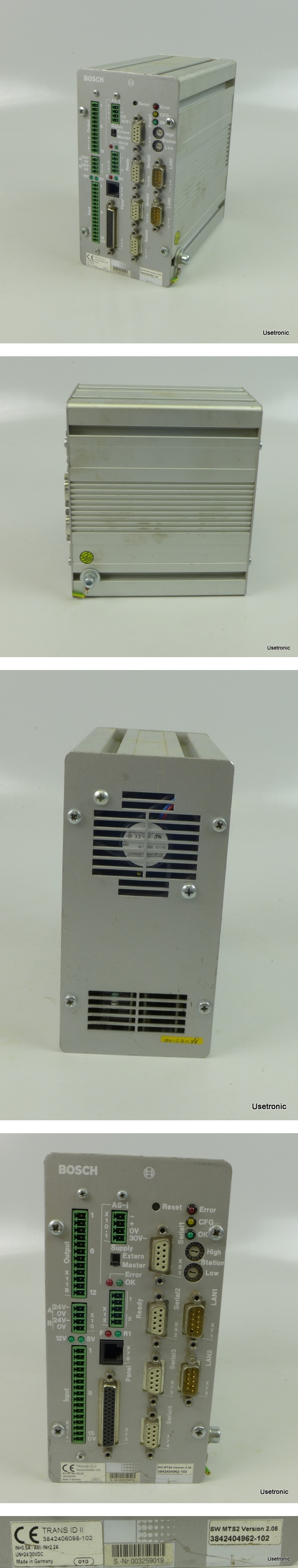 Bosch Trans ID II 384206098-102